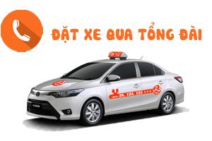 Gọi xe taxi qua tổng đài