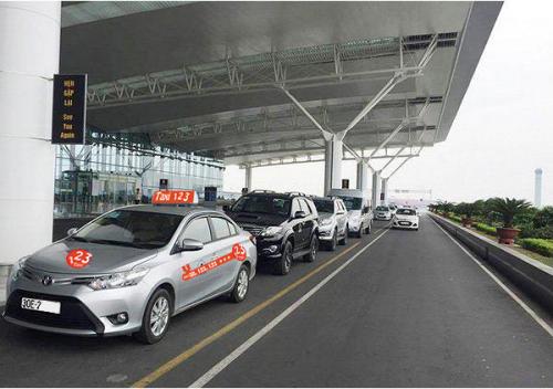 Dịch vụ đặt xe đi Nội Bài giá rẻ tại Taxi 123